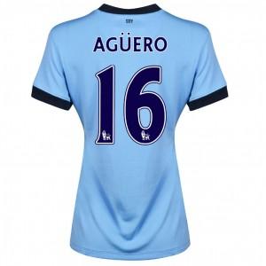 Camiseta nueva Manchester City Fernandinho Segunda 2014/2015