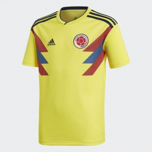 Camiseta de COLOMBIA 2018 Home Juventud
