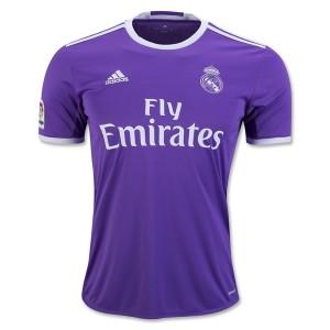 Camiseta nueva Real Madrid Equipacion Segunda 2016/2017