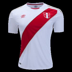 Camiseta Peru Home 2018