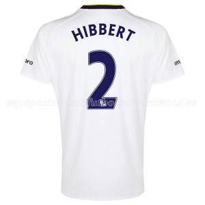 Camiseta nueva del Everton 2014-2015 Hibbert 3a