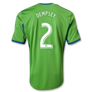 Camiseta del Dempsey Seattle Sound Primera Equipaci Tailandia