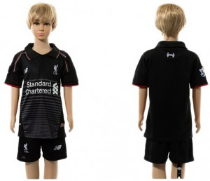 Camiseta nueva del Liverpool 2015/2016 Ninos
