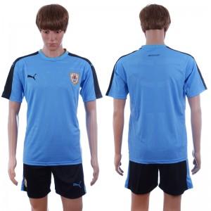Camiseta nueva Uruguay 2016/2017