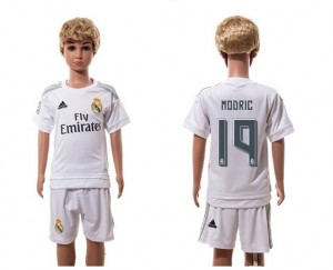 Ninos Camiseta del 19 Real Madrid Home 2015/2016