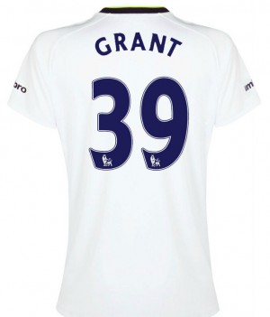 Camiseta nueva Tottenham Hotspur Lennon Tercera 14/15