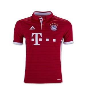 Camiseta de Bayern Munich 2016/2017 Ninos