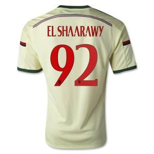 Camiseta de AC Milan 2014/2015 Tercera El.Shaarawy Equipacion