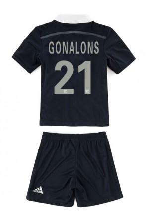 Camiseta Arsenal Primera Equipacion Tailandia 2013/2014