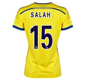 Camiseta nueva del Chelsea 2013/2014 Equipacion Mujer Segunda
