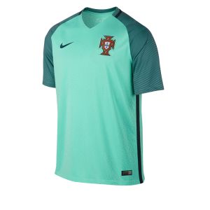 Hombre Camiseta del Stadium Portugal Away 2016