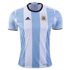 Camiseta nueva del Argentina 2016 Home