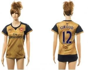 Camiseta Arsenal 12# Away