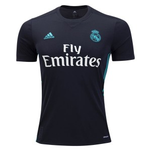 Camiseta nueva del Real Madrid 2017/2018 Equipacion Segunda