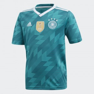 Camiseta nueva GERMANY Juventud Away 2018