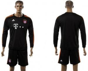 Camiseta de Bayern Munich 2015/2016 Primera Manga Larga