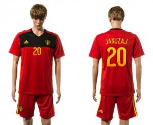 Camiseta nueva del Belgium 2015-2016 20#