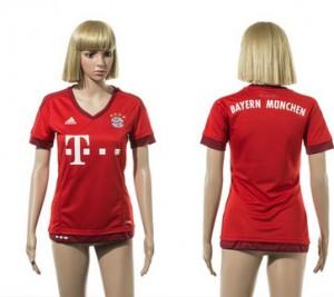 Mujer Camiseta del Bayern Munich 2015/2016