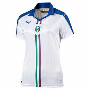 Camiseta nueva del ITALIA REPLICA VISITANTE Mujer