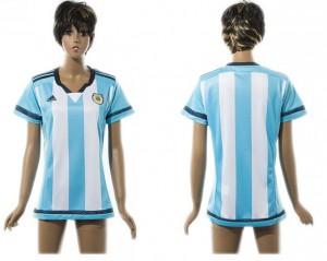 Camiseta Argentina 2015/2016 Mujer