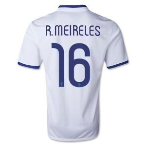 Camiseta del R.Meireles Portugal de la Seleccion Segunda 2013/2014