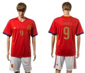 Camiseta España 9# 2015-2016