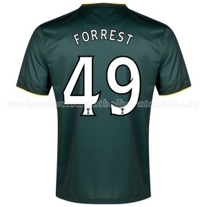 Camiseta nueva del Celtic 2014/2015 Equipacion Forrest Segunda