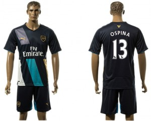 Camiseta nueva Arsenal 13# Away