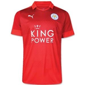 Camiseta nueva del Leicester City 2016/2017 Equipacion Segunda