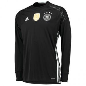 Camiseta Portero de Alemania 2016 Primera Equipacion