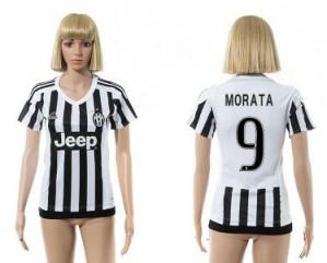 Camiseta de Juventus 2015/2016 9 Mujer