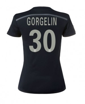 Camiseta nueva Marseille Lemina Tercera 2014/2015