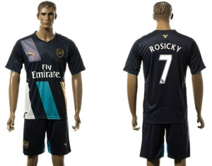 Camiseta nueva Arsenal 7# Away