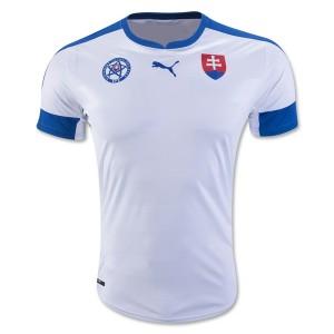 Camiseta nueva Eslovaquia 2016/2017