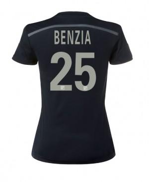 Camiseta nueva del Marseille 2014/2015 Khalifa Segunda