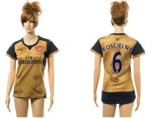 Camiseta nueva Arsenal 6# Away