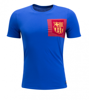 Camiseta Barcelona bolsillo 2017/2018