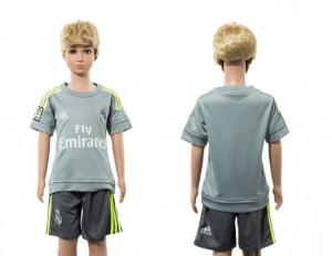 Camiseta nueva del Real Madrid 2015/2016 3# Ninos