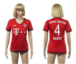 Camiseta Bayern Munich 4 2015/2016 Mujer