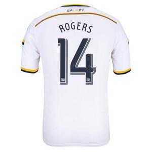 Camiseta nueva del Los Angeles Galaxy 13/14 Rogers Primera