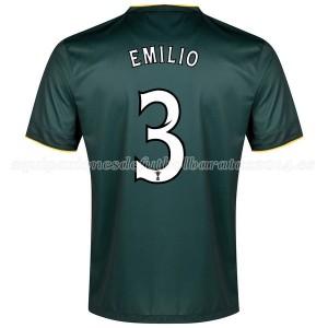 Camiseta nueva del Celtic 2014/2015 Equipacion Emilio Segunda