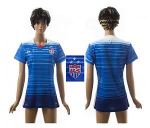 Camiseta de Estados Unidos 2015/2016 Mujer