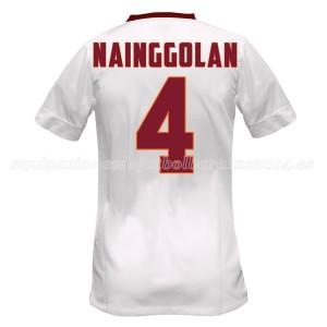 Camiseta AS Roma Nainggolan Segunda Equipacion 2014/2015