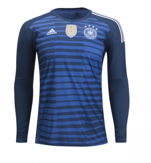 Camiseta de portero de Germany 2017/2018 Manga Larga