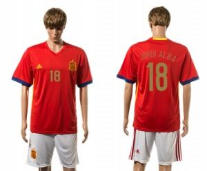 Camiseta España 18# 2015-2016