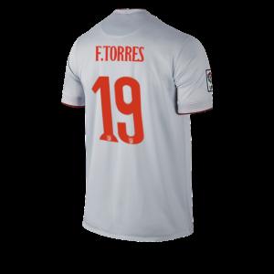 Camiseta de Atletico Madrid 2014/2015 Segunda TORRES Equipacion