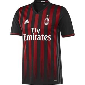 Camiseta del AC Milan 2016/2017