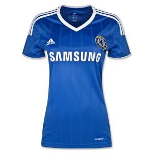 Camiseta nueva del Chelsea 2013/2014 Equipacion Mujer Primera