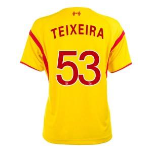 Camiseta nueva Chelsea Oscar Equipacion Tercera 2014/2015