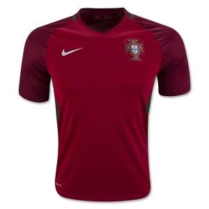 Camiseta nueva Portugal Equipacion Primera 2016